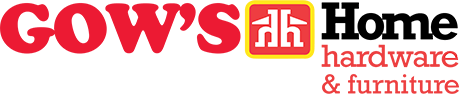 Gow's Home Hardware & Furniture Logo